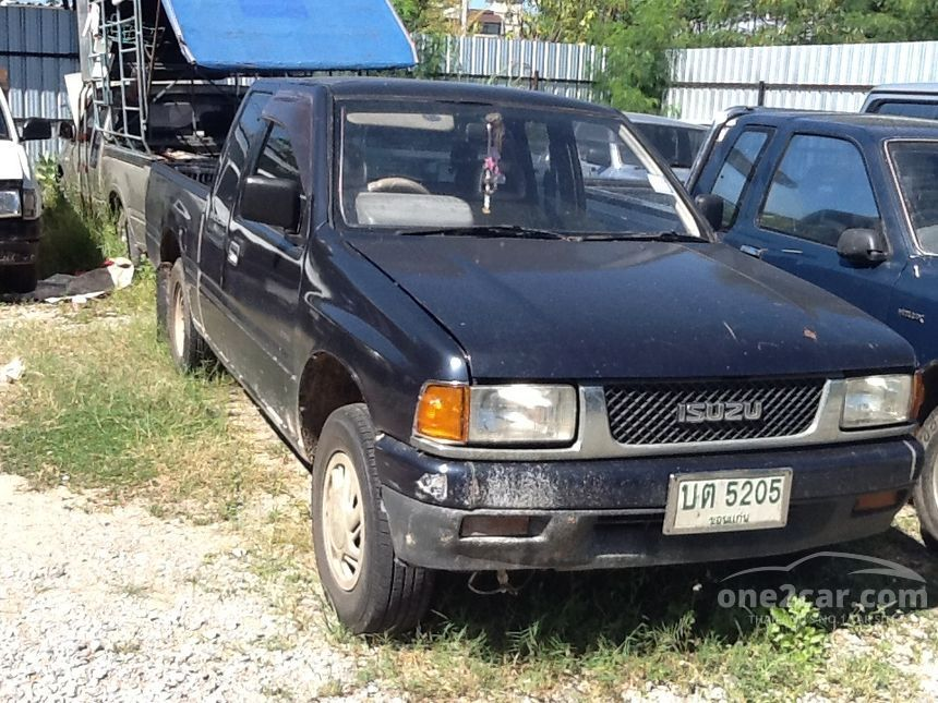 1995 Isuzu TFR Space Cab Pickup