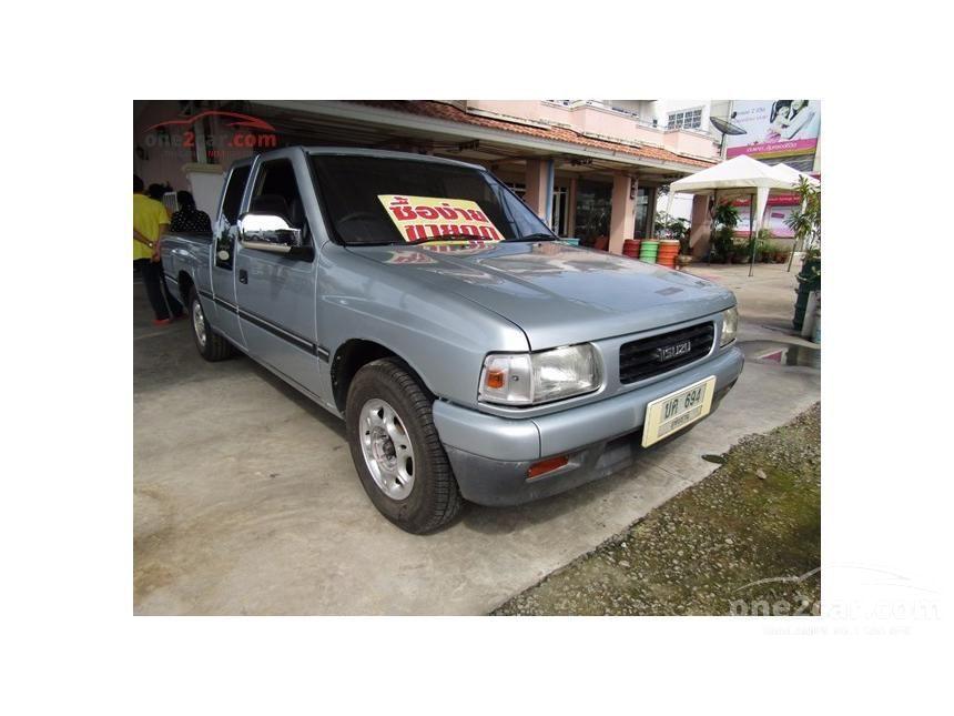 1996 Isuzu TFR Space Cab Pickup
