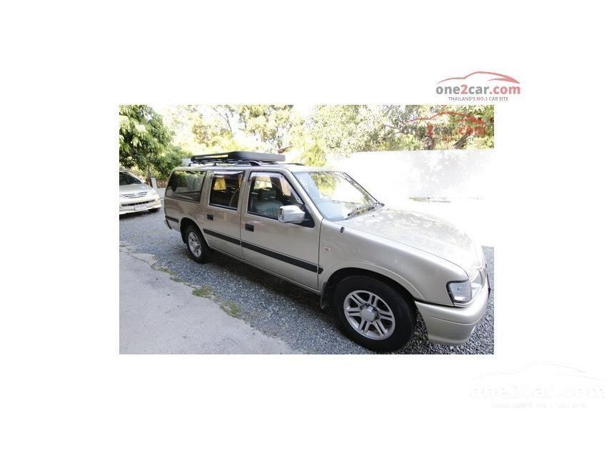 1999 Isuzu Tripper SEL Wagon