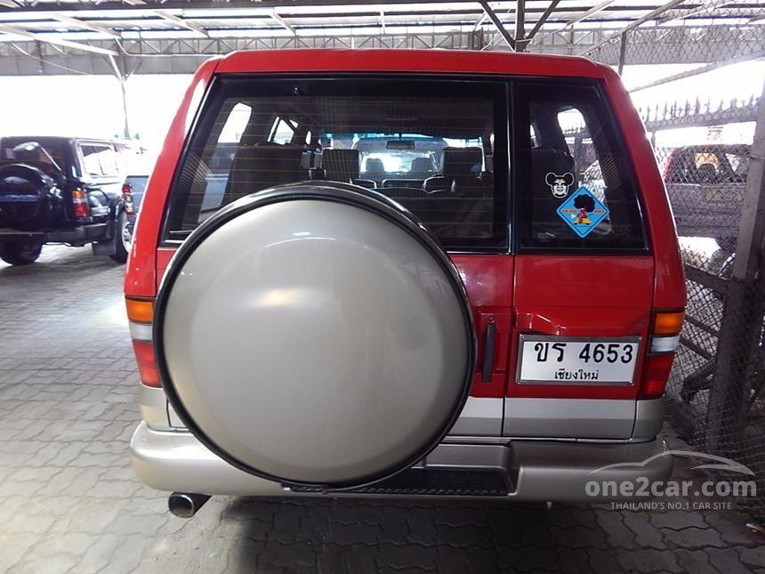 1997 Isuzu Trooper XS SUV