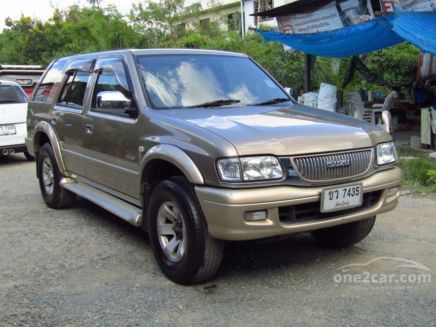 2002 Isuzu Vega SUV
