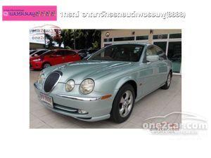 2000 Jaguar S-Type 3.0 (ปี 99-09) Sedan AT