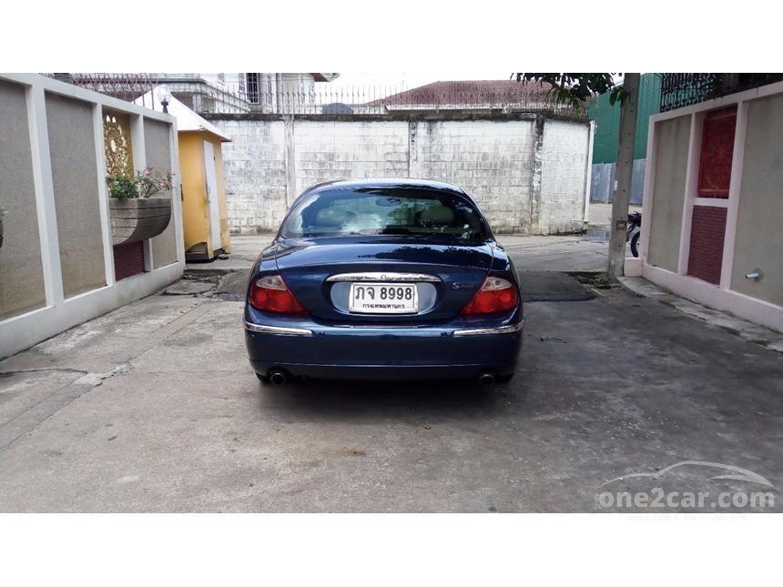 1999 Jaguar S-Type Sedan