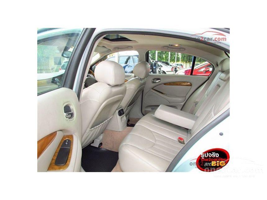 2000 Jaguar S-Type Sedan