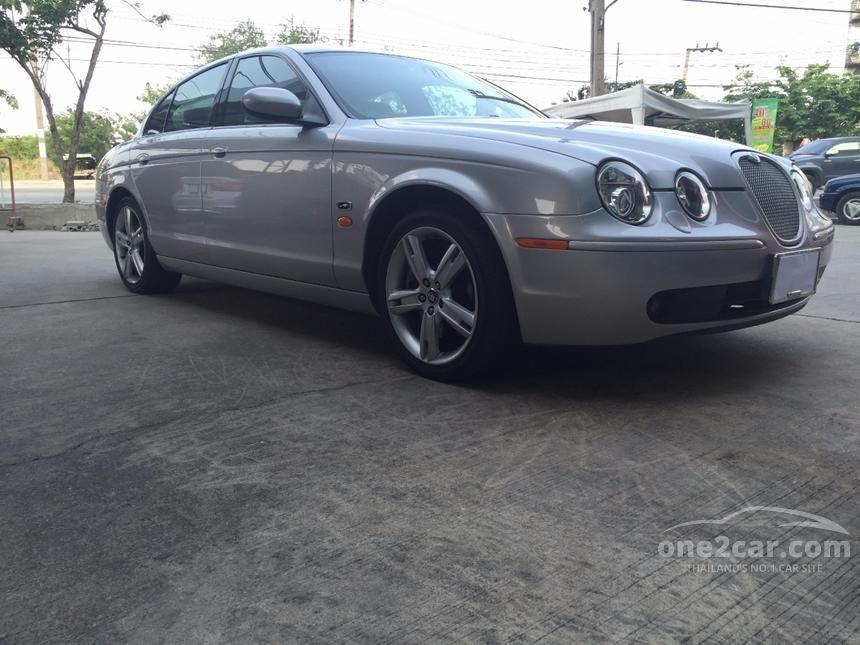 2006 Jaguar S-Type Sport Sedan