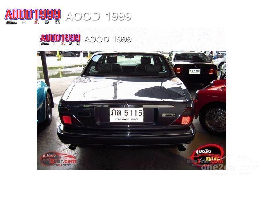 1996 Jaguar Sovereign Sedan