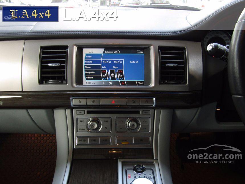 2014 Jaguar XF Portfolio Sedan