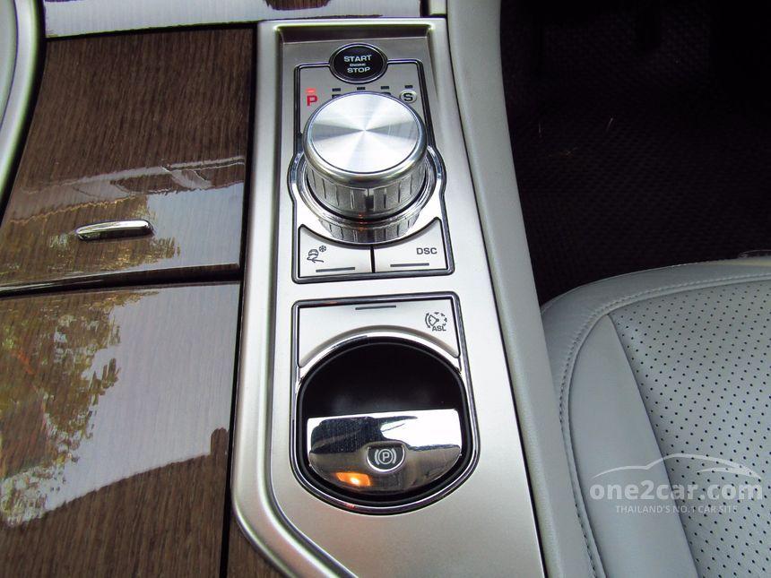 2011 Jaguar XF Premium Sedan