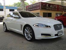 2013 Jaguar XF (ปี 08-15) 2.2 AT Sedan