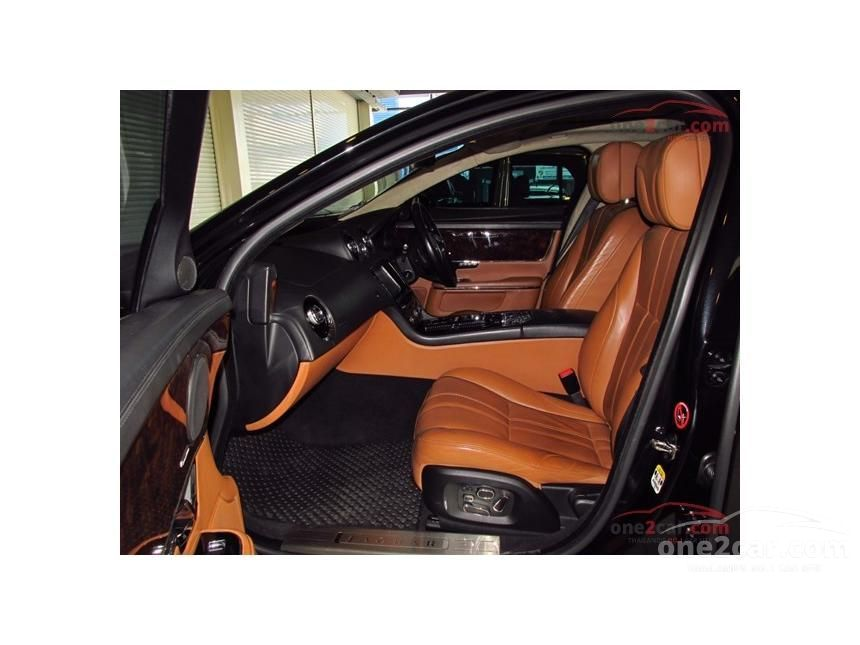 2012 Jaguar XJ Portfolio Sedan