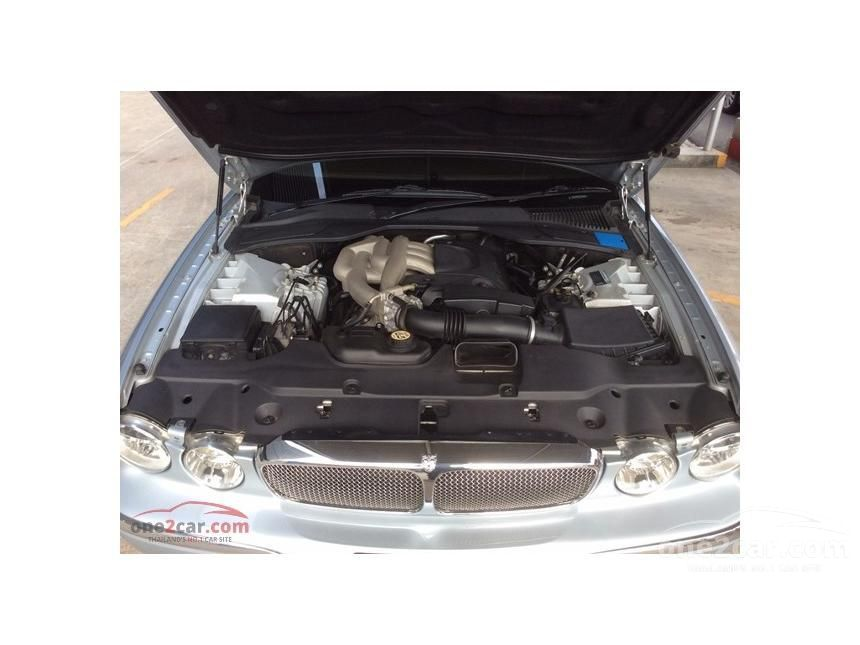 2007 Jaguar XJ6 Sedan