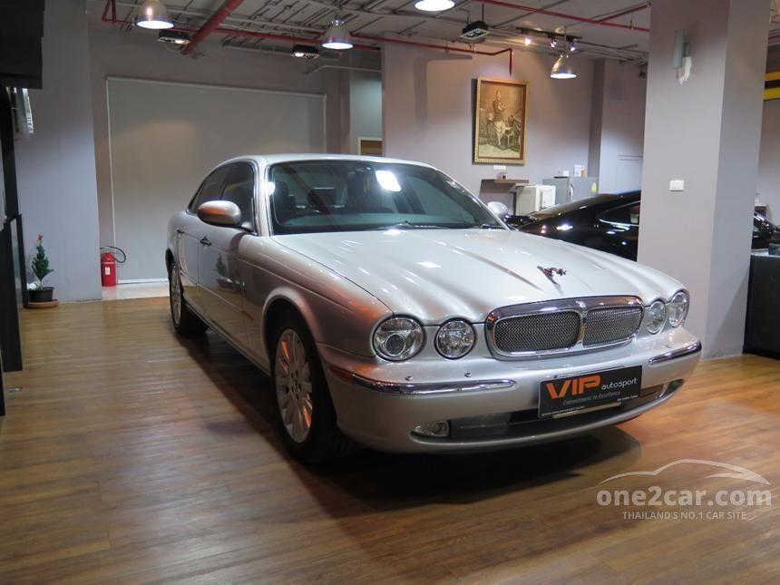 2004 Jaguar XJ6 Sedan