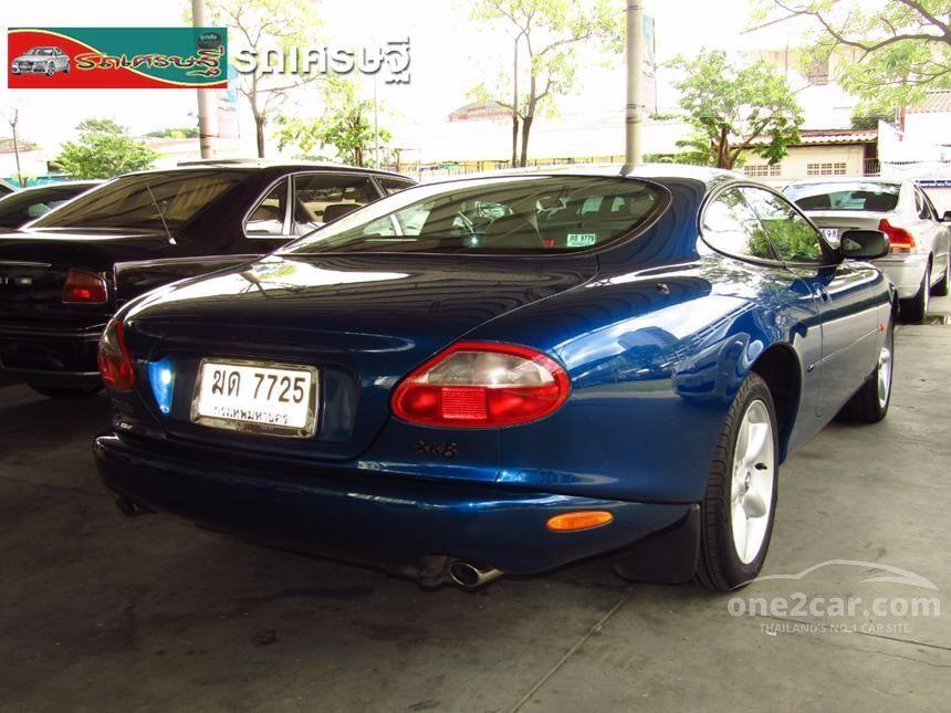 2004 Jaguar XK8 Coupe