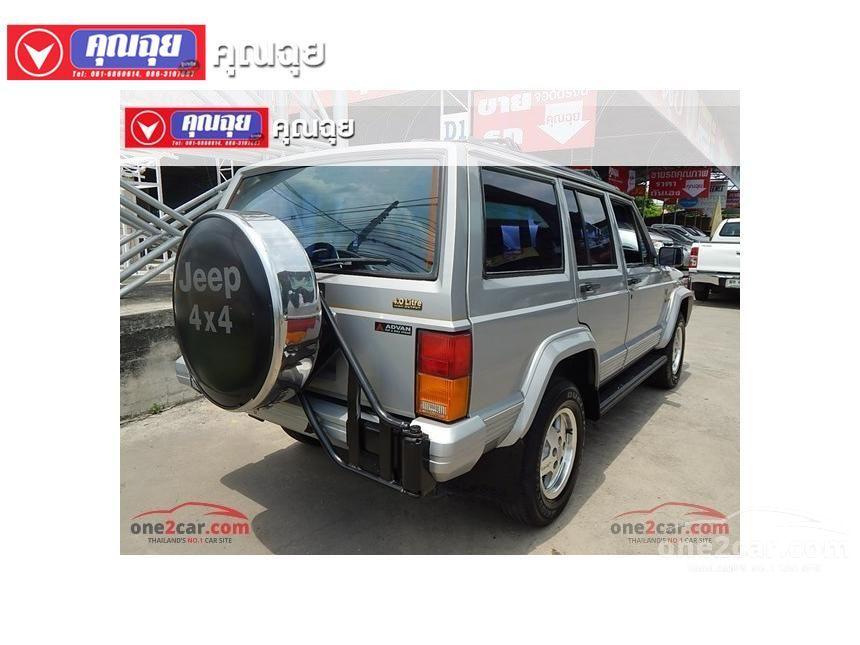 1997 Jeep Cherokee Limited SUV