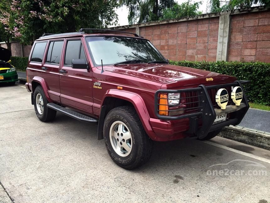 1997 Jeep Cherokee Limited SUV