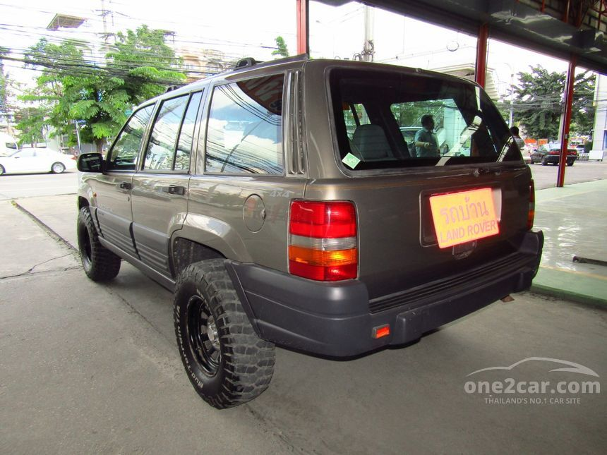 1998 Jeep Grand Cherokee Laredo SUV