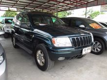 2001 Jeep Grand Cherokee (ปี 99-04) Limited 4.0 AT Wagon