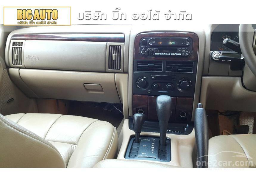 2001 Jeep Grand Cherokee Limited Wagon