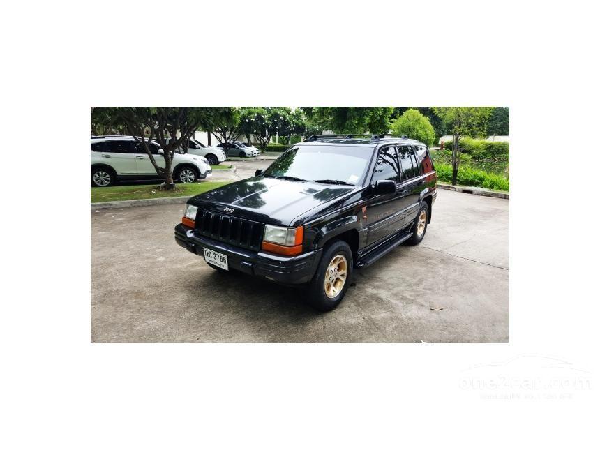 1997 Jeep Grand Cherokee Limited Wagon