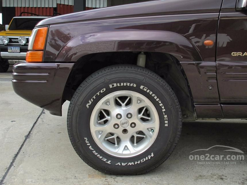 1997 Jeep Grand Cherokee V6 SUV