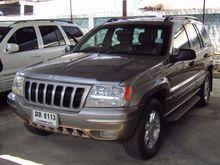 2002 Jeep Grand Cherokee (ปี 99-04) V8 4.7 AT SUV