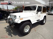 1985 Jeep Wrangler (ปี 11-15) 4x4 4.0 AT SUV