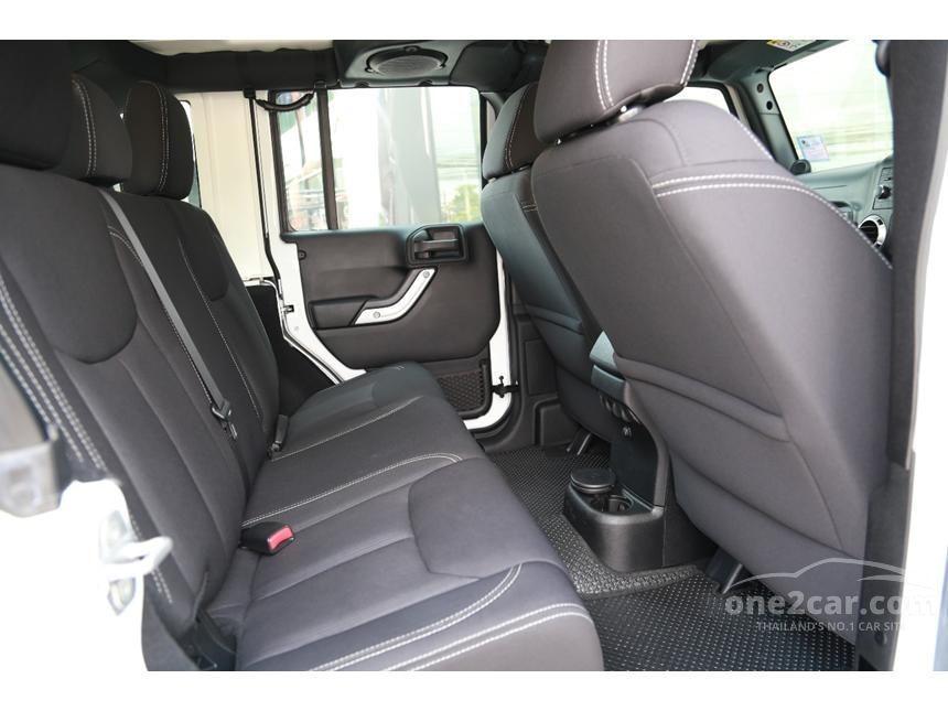 2015 Jeep Wrangler CRD Wagon