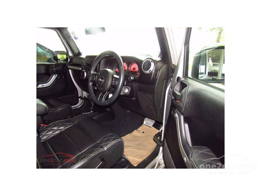 2013 Jeep Wrangler CRD Wagon