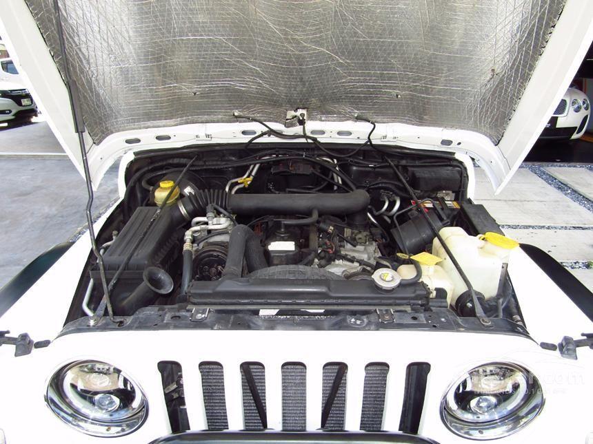 2009 Jeep Wrangler SAHARA Convertible