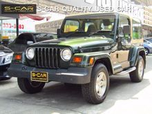 2002 Jeep Wrangler (ปี 97-06) Sahara 4.0 AT Hardtop