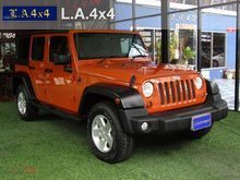 2014 Jeep Wrangler (ปี 11-15) Unlimited CRD 2.8 AT Wagon