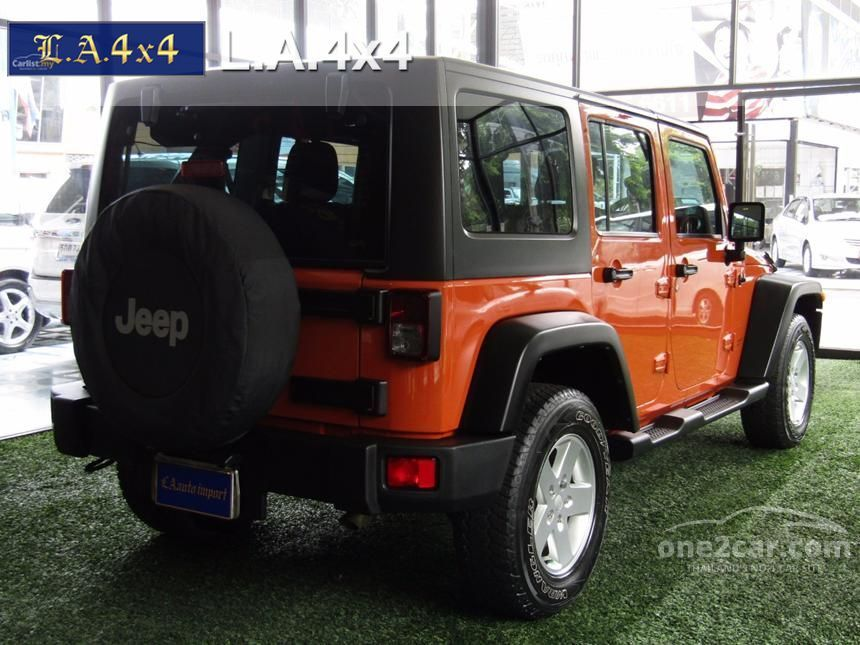2014 Jeep Wrangler Unlimited CRD Wagon