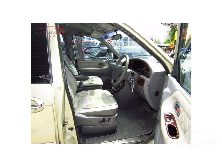 2004 Kia Carnival CEO Wagon