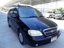 2006 Kia Carnival (ปี 05-09) CEO 2.4 AT Wagon