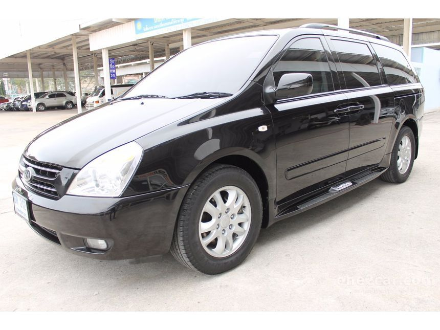 2009 Kia Grand Carnival CEO Wagon