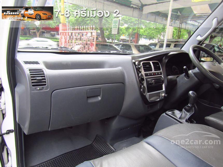 2012 Kia Jumbo K2500 Pickup