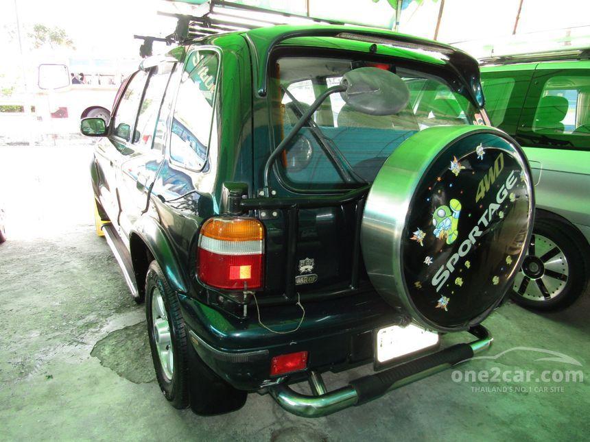 1999 Kia Sportage GTX SUV