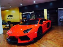2013 Lamborghini Aventador (ปี 12-15) LP700-4 6.5 AT Coupe