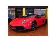 2013 Lamborghini Gallardo (ปี 04-15) LP570-4 Super Trofeo Stradale 5.2 AT Coupe