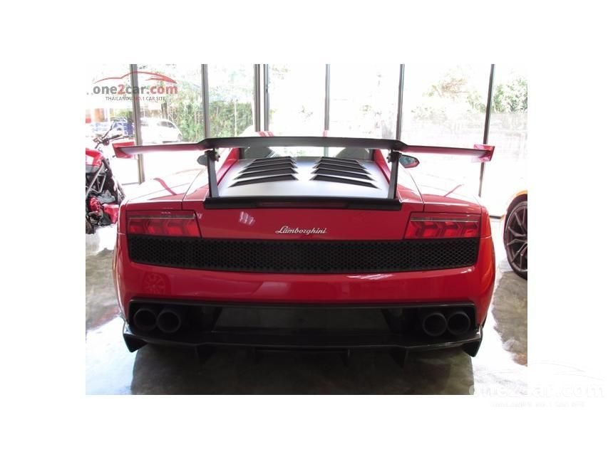 2013 Lamborghini Gallardo LP570-4 Super Trofeo Stradale Coupe