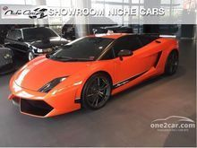 2013 Lamborghini Gallardo (ปี 04-15) LP570-4 Superleggera 5.2 AT Coupe