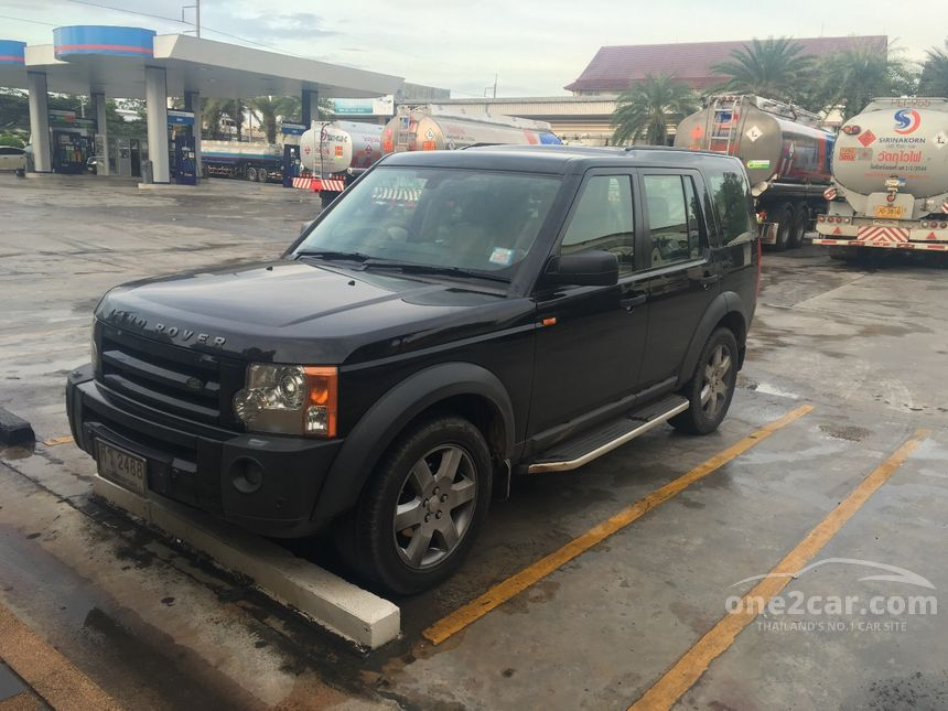 2005 Land Rover Discovery 3 TDV6 SUV