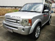 2006 Land Rover Discovery 3 (ปี 05-10) TDV6 2.7 AT SUV
