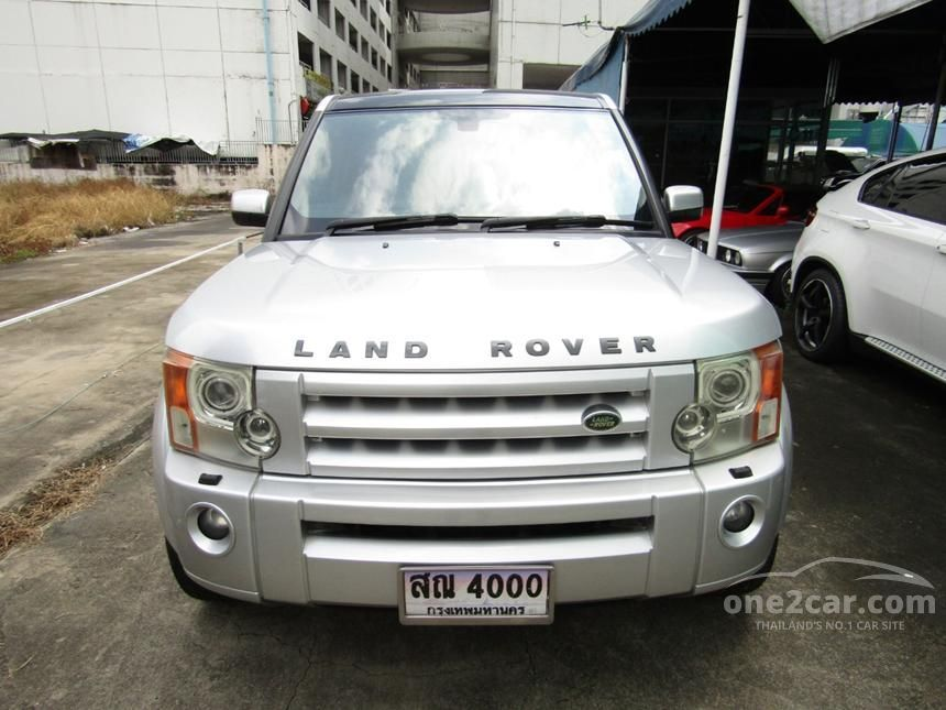 2006 Land Rover Discovery 3 TDV6 SUV