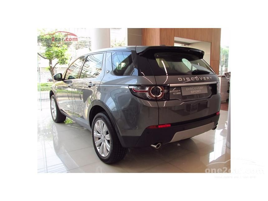 2016 Land Rover Discovery Sport HSE SD4 SUV