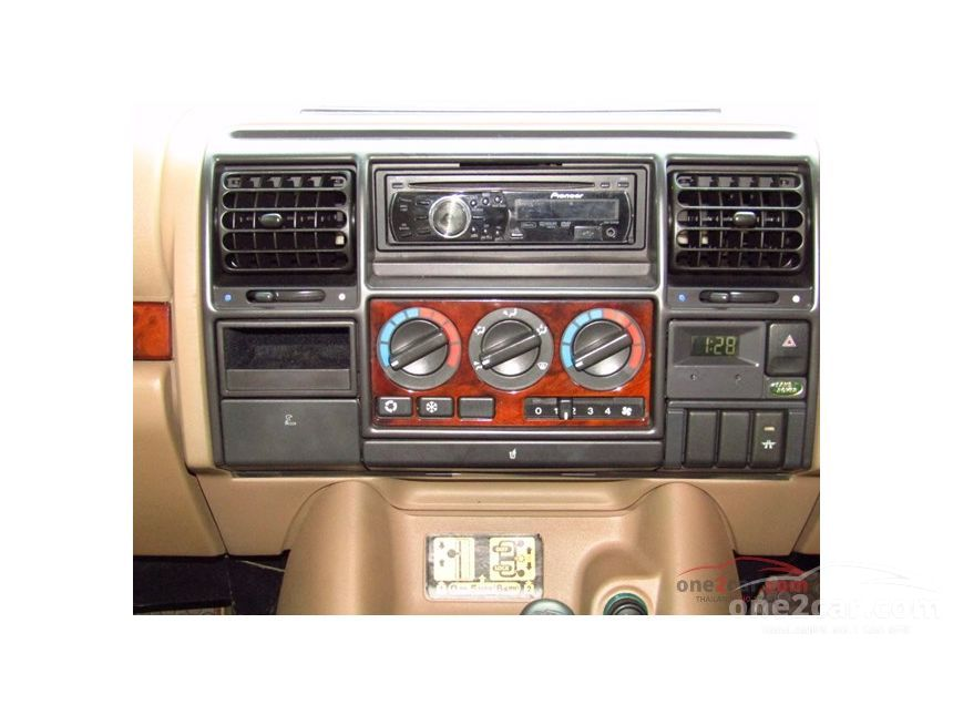 1996 Land Rover Discovery TDi SUV