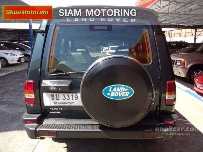1999 Land Rover Discovery V8i SUV