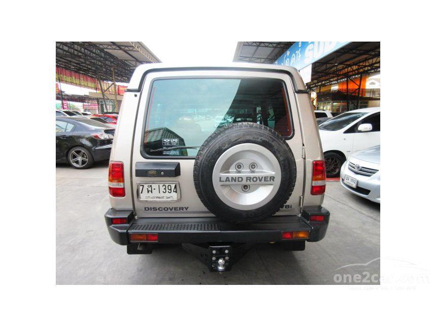 1996 Land Rover Discovery V8i SUV
