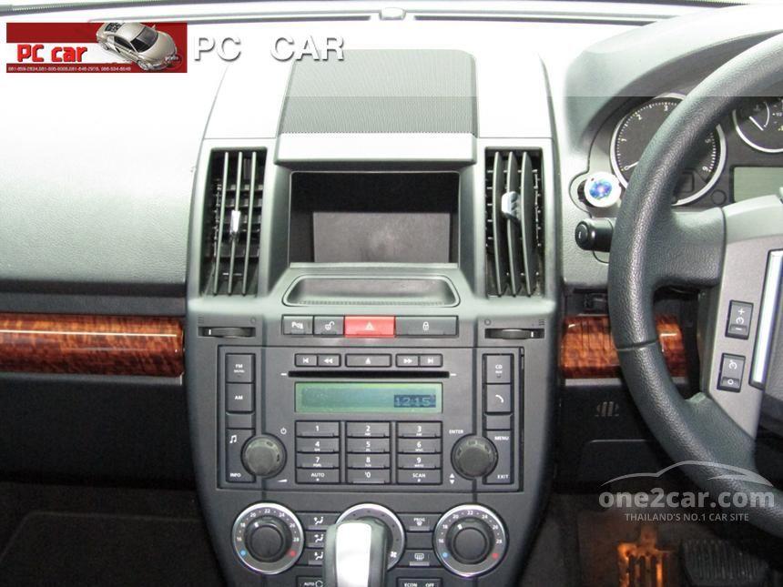 2009 Land Rover Freelander 2 HSE SUV