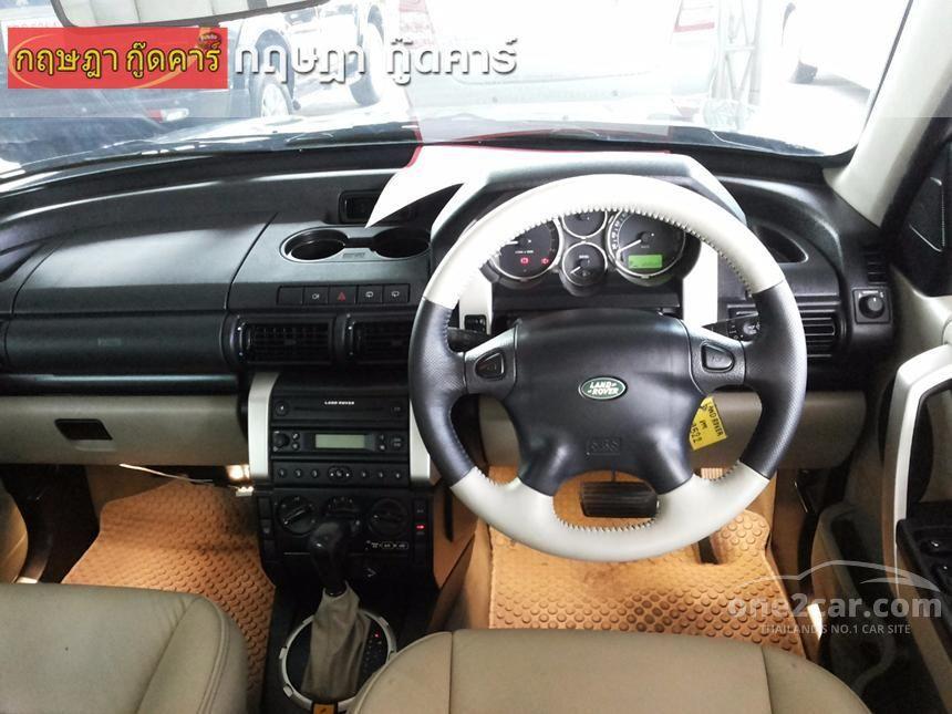 2006 Land Rover Freelander TD4 SUV